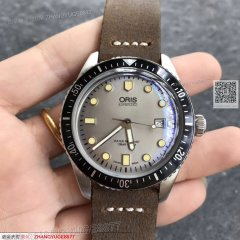 【ZZ厂】豪利时01 733 Oris Divers Sixty-Five潜水表