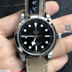 【KRF厂】推出Tudor Black Bay 36mm 中小手腕专用复刻